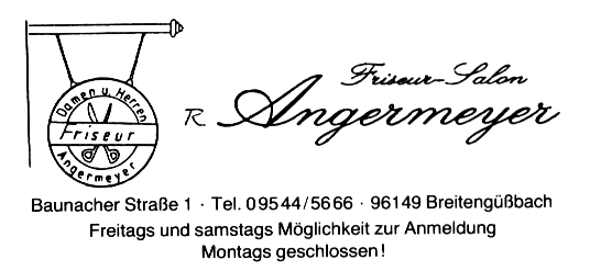 Friseursalon Angermeyer
